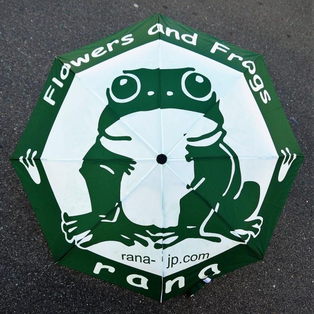折りたたみ傘/¥5,300(税込)